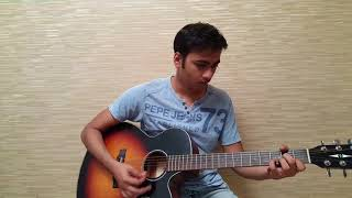 Gratitude Guitar Cover with Plectrum by Yash G