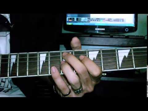 Meraih Mimpi - J-Rock Solo Gitar Lesson