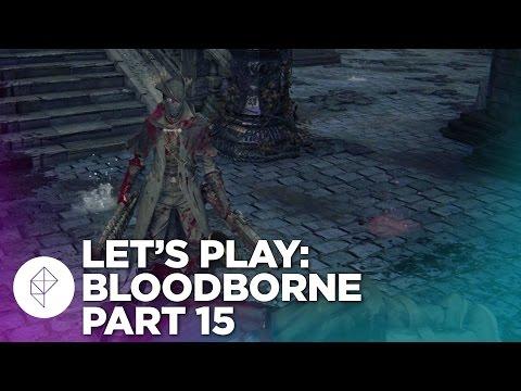 Bloodborne gameplay walkthrough part 15: Hemwick Charnal Lane