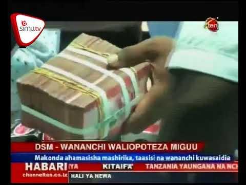 Wananchi Wahimizwa Kuwachangia Wenye Uhitaji Wa Miguu Bandia