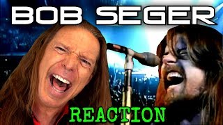 Vocal Coach Reacts To Bob Seger - Live - Ken Tamplin