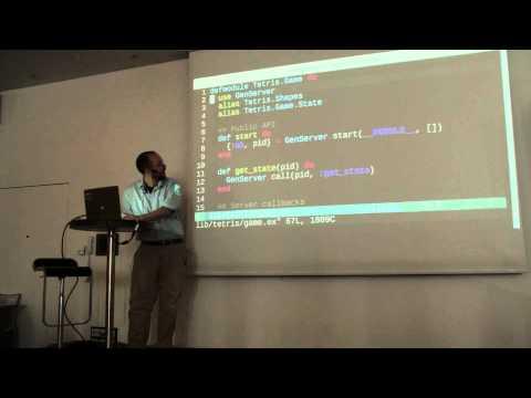 Josh Adams - 'Collaborative Web-based Tetris with Phoenix' ElixirConf EU 2015