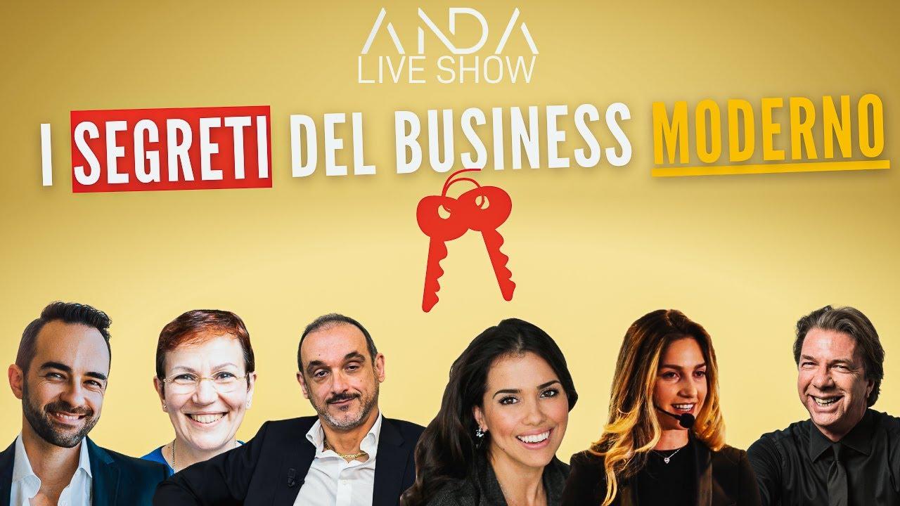 ANDA Live Show 2 – I Segreti del Business Moderno.