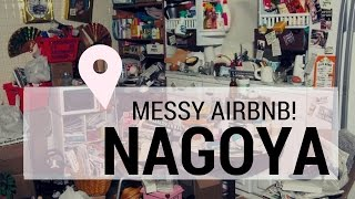 Gambar cover $55 USD BUDGET NAGOYA AIRBNB  | HUGE PLACE BUT SO CLUTTERED