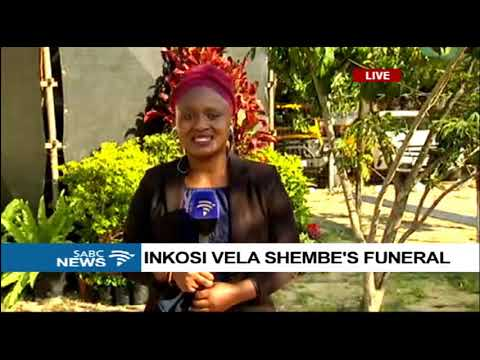 Update from Inkosi Vela Shembe funeral