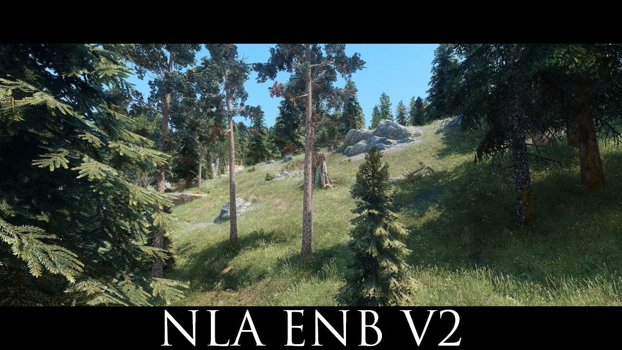 Enb Natural Lighting And Atmospherics