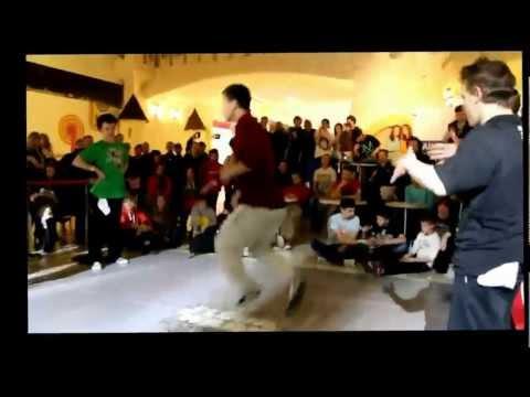 Bboy Cyga (ufa) at Down2DaBeat 2013