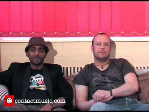 Daniel Spiller & The Broken Record Project - Dan & Hez Contactmusic's Interview