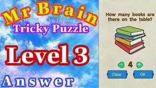 《Mr Brain Level 3》Update Answers Walkthrough Solution 2020 // Cập Nhật Đáp Án Game Mr Brain Level 3
