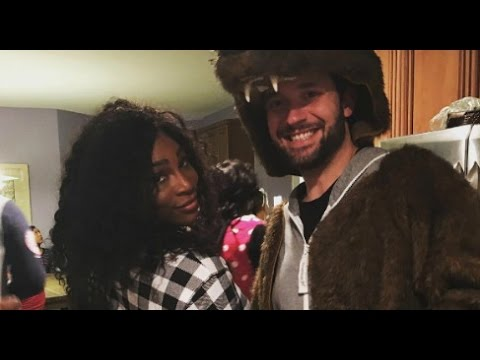 Serena Williams Engaged To Reddit's Alexis Ohanian: Black Woman In Tech, Thankfully