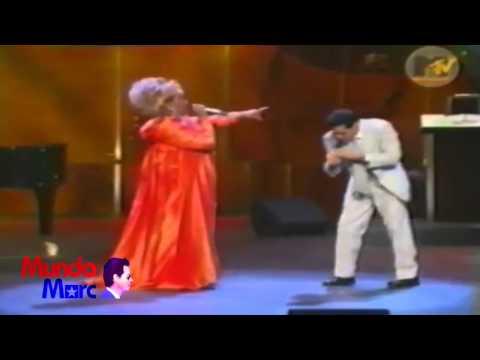 Marc Anthony & Celia Cruz - Quimbara [Divas Live 2001]