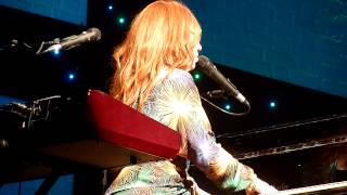 Tori Amos LIVE Northern Lad (Padova, Italy 2014-06-04)