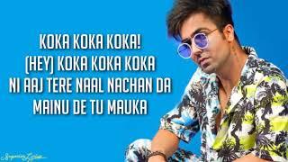 Harrdy Sandhu - Jee Karr Daa (Lyrics)   Amyra Dastur   Akull   Mellow D