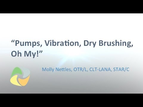 Pumping, Vibration, and Dry Brushing #FDRS2016