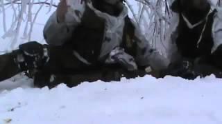 Ополчение ДНР попали под обстрел ВСУ