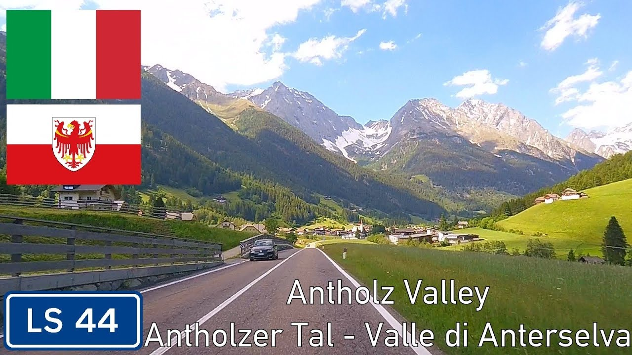 Italy Antholz Valley Youtube