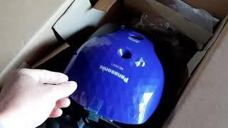Dùng thử máy hút bụi Panasonic mini