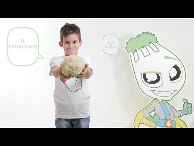 I cinque colori del Gusto e del Benessere - colore bianco - video promozionale