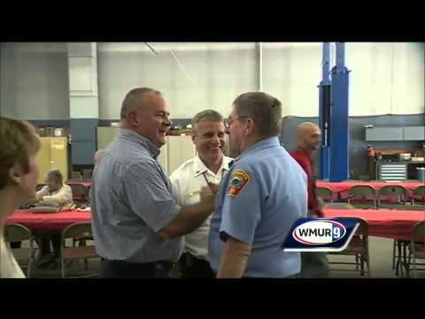 NH firefighter retires after 48 years of service