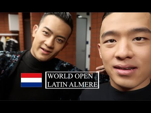 World Open Latin Almere | VLOG 27