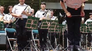 「ルパン3世のテーマ '78」陸上自衛隊第1音楽隊 令和元年6月12日 水曜コンサート