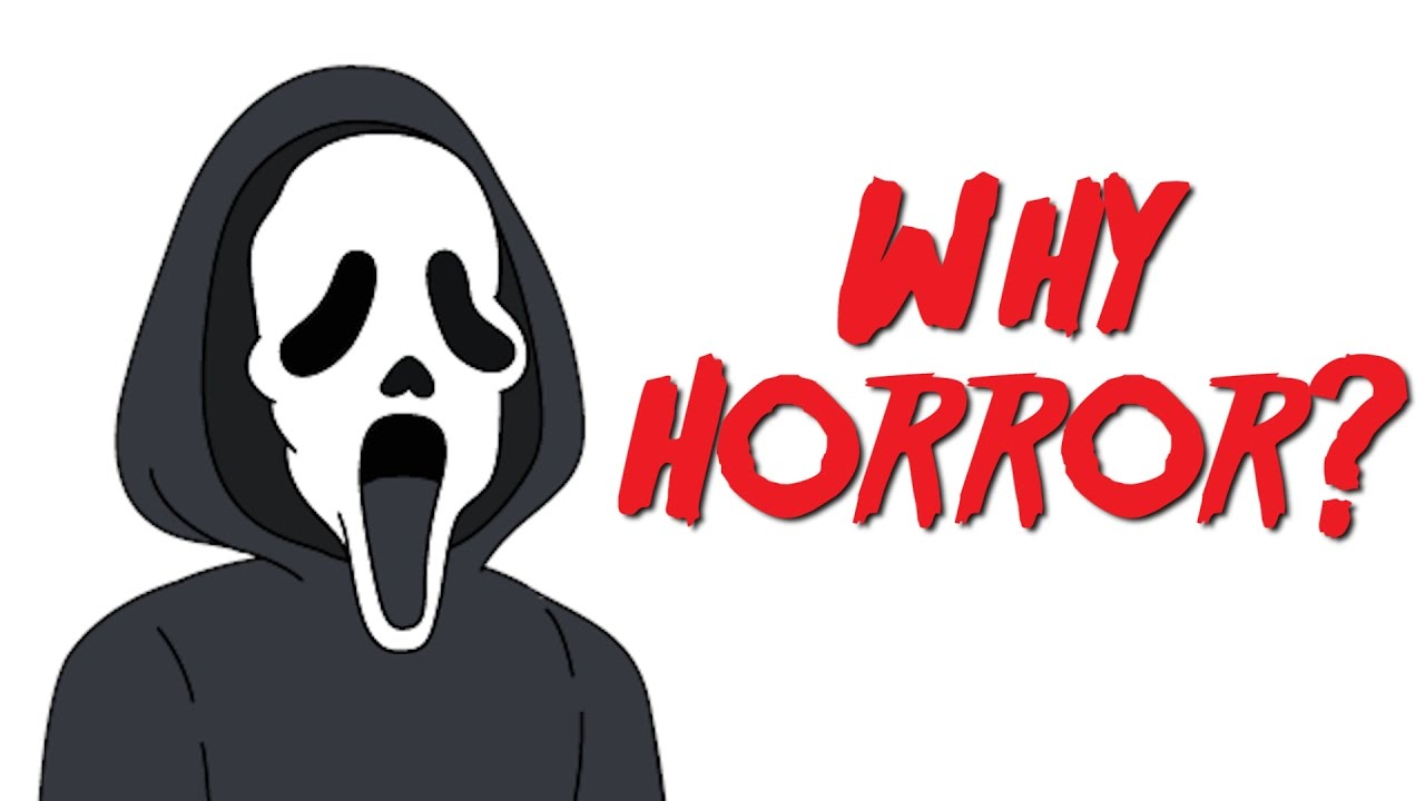 person who loves horror movies