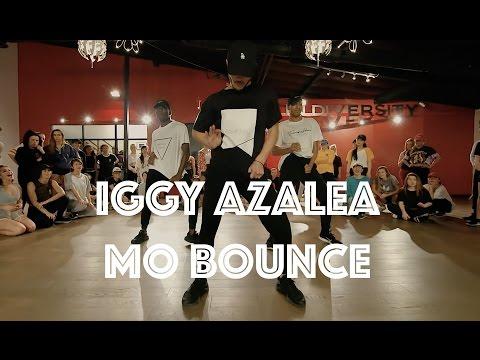 Iggy Azalea - Mo Bounce | Hamilton Evans Choreography