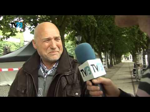 TV73 Report - opbouw opera op de Parade