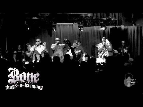 Bone Thugs-N-Harmony - 1st Of Tha Month (Live In Philly)