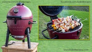 Char Griller Akorn Jr Kamado Kooker Charcoal Grill Unboxing and Review