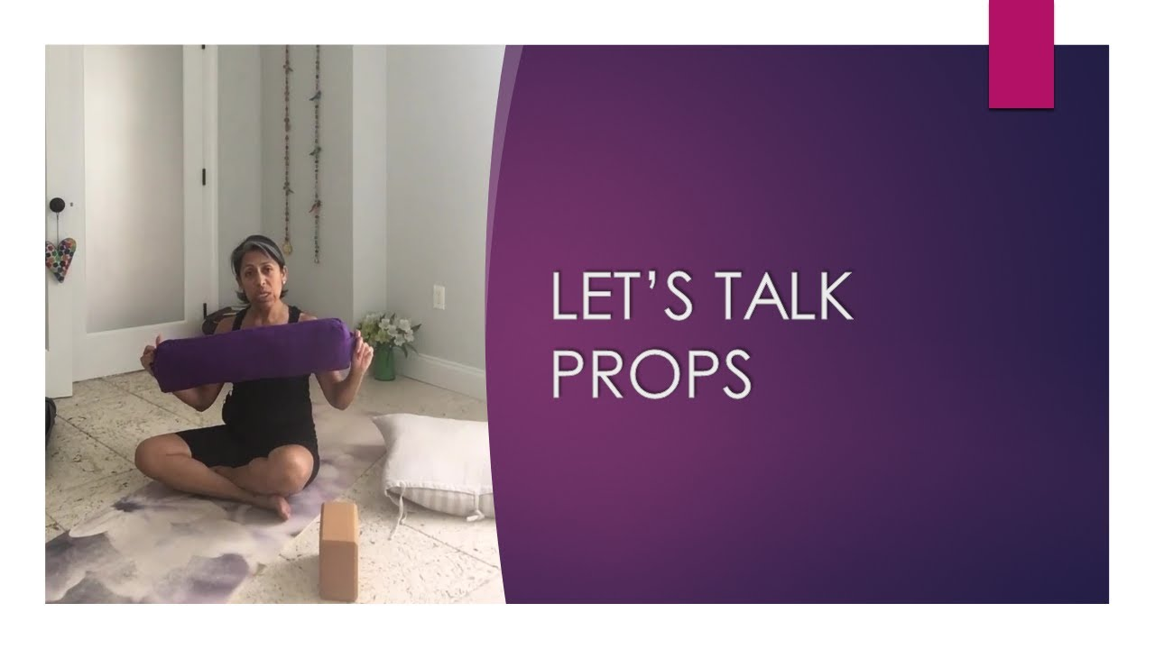 Lets Talk Props - They are NOT 'just for beginners' or You are too strong for them.