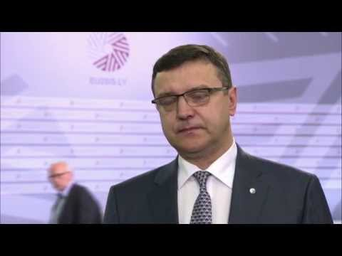 Doorstep by Jānis Reirs ahead of Informal Meeting of Ministers responsible for Cohesion policy