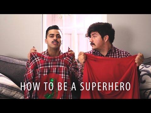 """How To Be a Superhero"" Juan & Jesús Show - David Lopez"