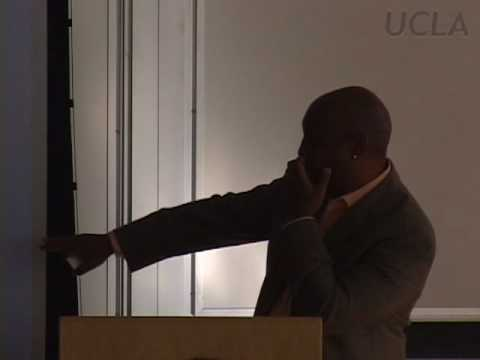 African American Studies, Lecture 1, UCLA