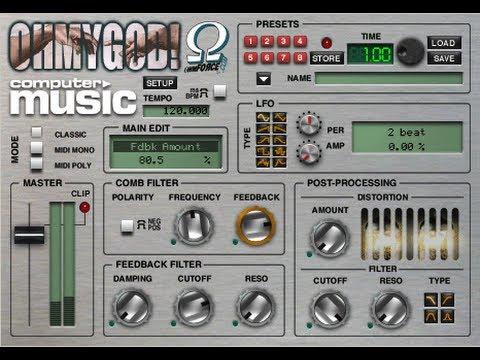 CFA Sound - GRIP Valve Drive Compressor (AudioUnit & VST) by