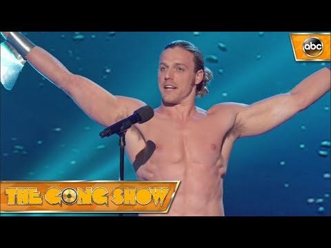 Water Man – The Gong Show