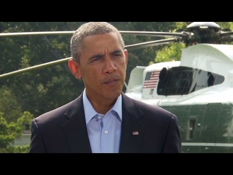 Obama: Iraqis need unified government