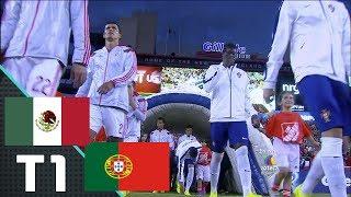 México vs Portugal - Primer Tiempo (Partido Amistoso)