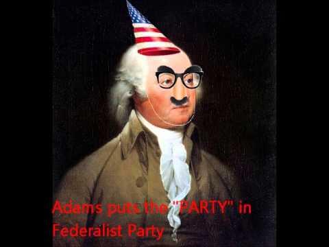Election of 1800 - Adams Campaign Ad