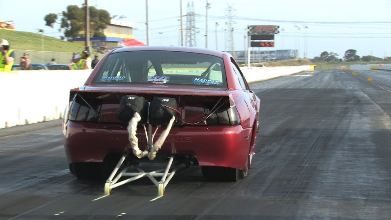 Twin Turbo Big Block V8 Ford Mustang Youtube