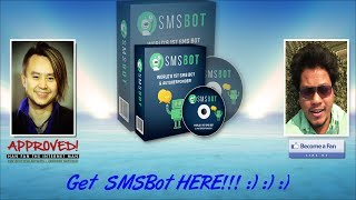 SMS Bot Sales Video - get *BEST* Bonus and Review HERE!