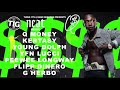 Q Money   Neat [Remix] Feat. Kertasy, Young Dolph, YFN Lucci, Peewee Longway, Flipp Dinero, G Herbo