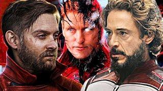 Все новые фильмы MARVEL и DC которые выйдут в 2021 году
