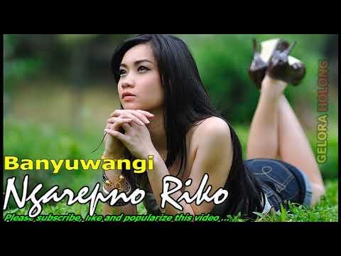 Lagu Pop Jawa Timuran Banyuwangi Ngarepno Riko