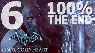Cold, Cold Heart (Arkham Origins DLC | 100%) Part 6 - Justice