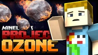 Minecraft: METEOR PROTECTION | Project Ozone - Ep: 05