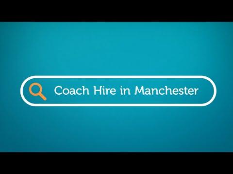 Manchester Coach Hire ~ Selwyns Travel Ltd