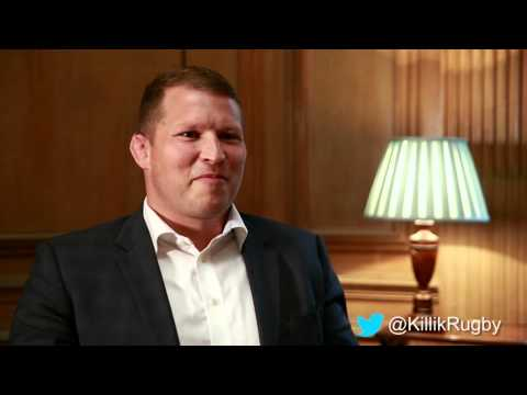 Dylan Hartley: I'm different off the pitch