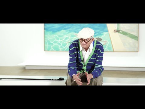 Bande-annonce | David Hockney | Exposition | Centre Pompidou