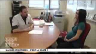 France  5 - Manger végétarien : c'est la santé ?  part 2